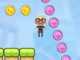 Angry Gran in Up, Up & Away