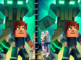 Minecraft Five Difference