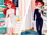 Ariel Girly Vs Boyish