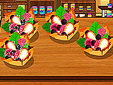 White Chocolate Berry Mousse