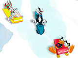 Looney Tunes Sled Escape