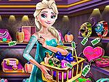 Elsa Gift Shopping