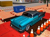 Real Classic Car Parking 3d