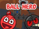 Ball Hero: Red Bounce Bal