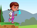 Doc Mcstuffins Endless Runner Girl
