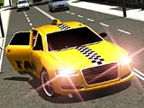 City Taxi Driver Simulator: Car Driving Games