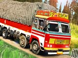 Asian Real Cargo Truck Driver: Offroad Truck Simulator