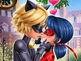 Miraculous Hero Kiss