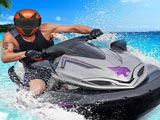 JetSky Power Boat Stunts Water Racing