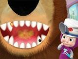 Masha And The Bear Dentist