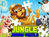 Jungle Jigsaw Puzzle