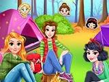 Camping School Trip