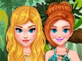 Princess Girls Trip to the Amazon
