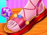 Princess Fashion Flatforms Design