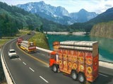 Indian Cargo Truck Gwadar Port