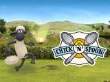 Shaun The Sheep Chick n Spoon