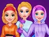 #GetFit Princess Workout