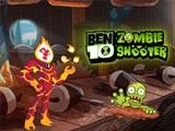 Ben 10 Zombie Shooter