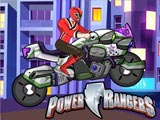 Power Rangers Racer punk