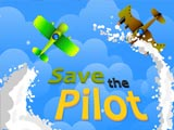 Save The Pilot Airplane